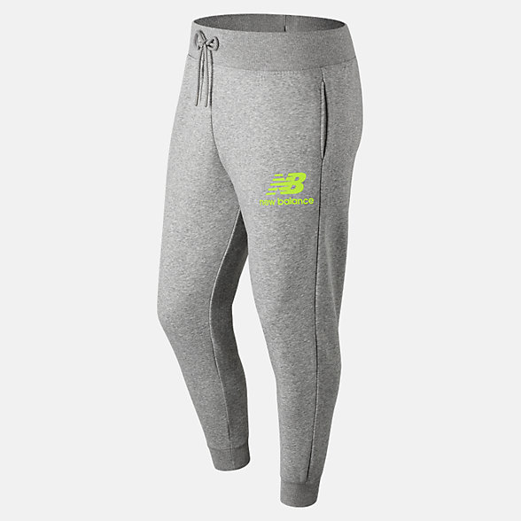 New Balance Essentials Stacked Logo Sweatpant, MP91550SYE