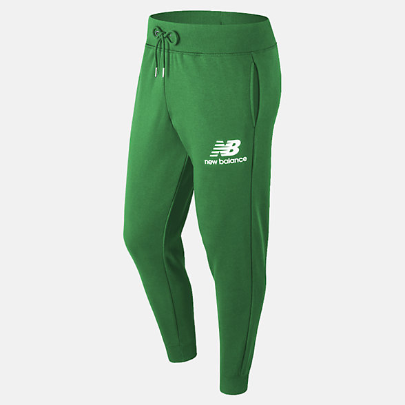 New Balance Essentials Stacked Logo Sweatpant, MP91550VGN