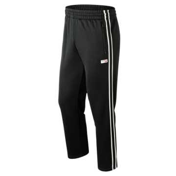 New Balance NB Athletics Track Pant, Black