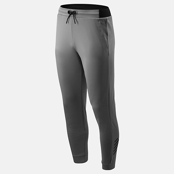 New Balance Pantalon en molleton Tenacity, MP93022GNM