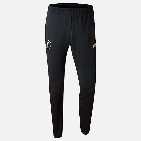 New Balance 欧战六星系列利物浦冠军纪念版男款长裤, MP930508BLG