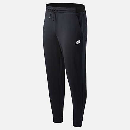 NB Tenacity Fleece Jogger, MP93071BK image number null