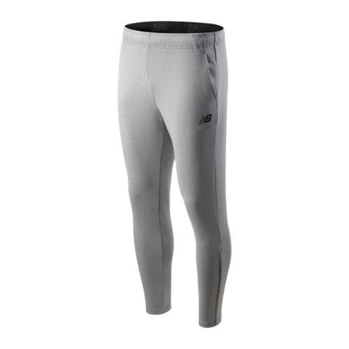 New Balance Hombre Tenacity Knit Pant - Grey, Grey