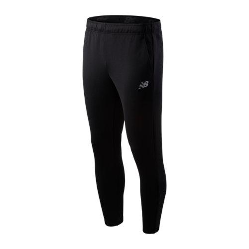 New Balance Hombre Tenacity Knit Pant - Black, Black