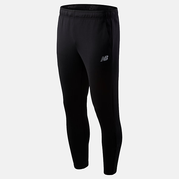 New Balance Pantalon en tissage Tenacity, MP93091BK
