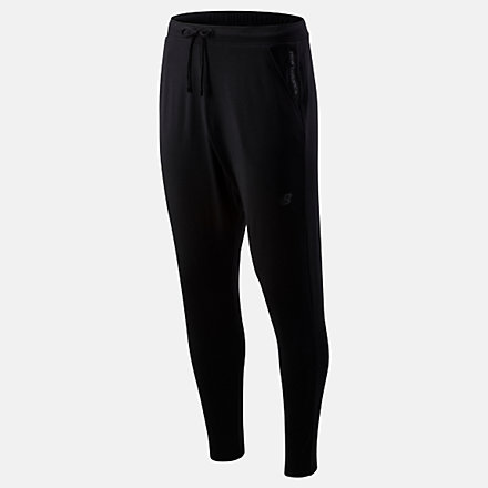 New Balance Pantalon Reclaim Hybrid, MP93108BK image number null