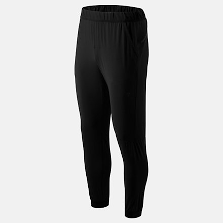 New Balance Fortitech Pant, MP93141BK image number null
