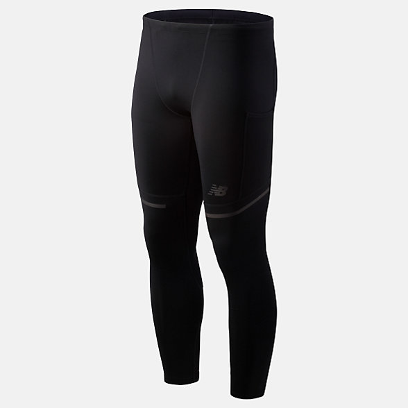 NB Impact Run Heat Leggings, MP93245BK