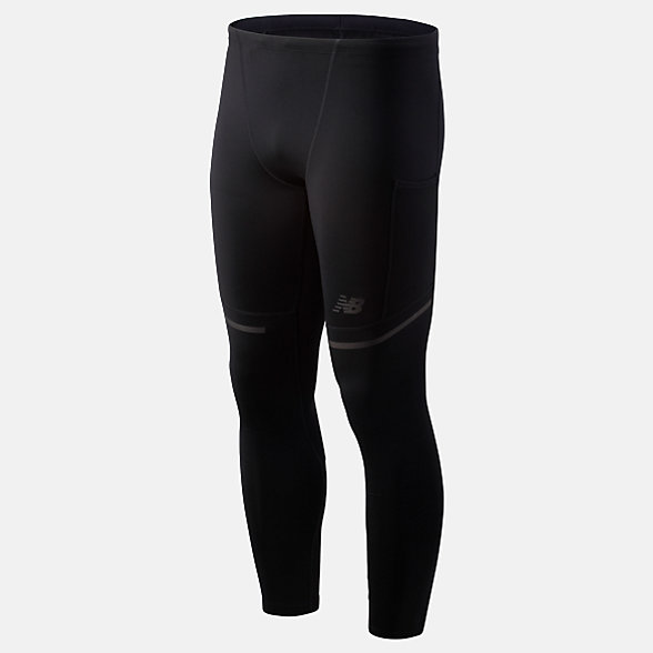 NB Legging Impact Run Heat, MP93245BK