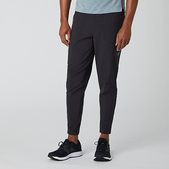 New Balance Pantalon de piste court Q Speed, MP93258BK