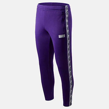 New Balance NB Athletics Classic Track Pant, MP93503PRP image number null