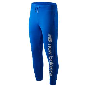 New Balance Sport Style Optiks Sweatpant, Vivid Cobalt
