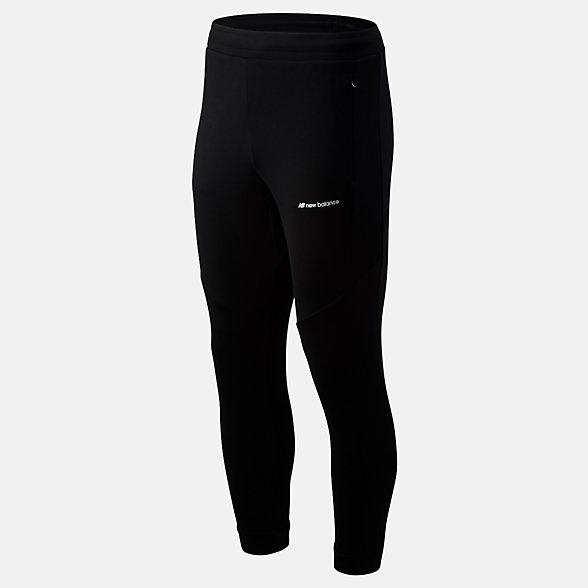 New Balance Pantalon Sport Style Core, MP93507BK