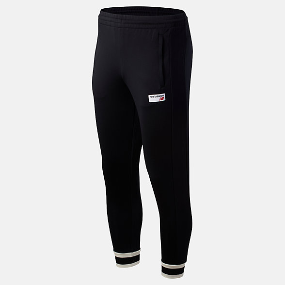 New Balance NB Athletics Stadium Track Pant, MP93510BK