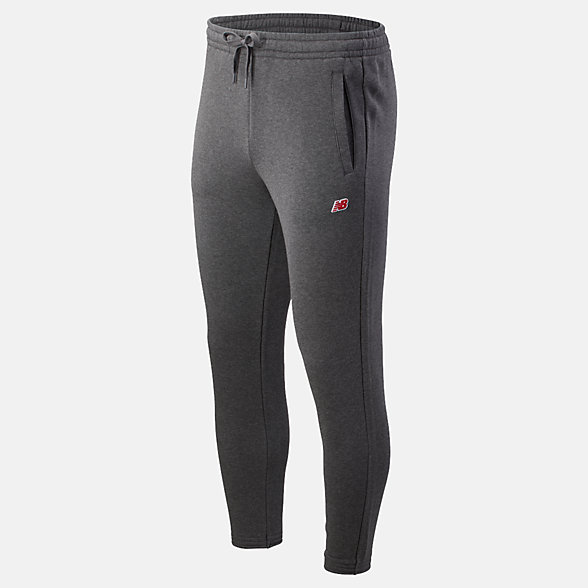 NB NB Athletics Stadium Fleece Pant, MP93512DG2