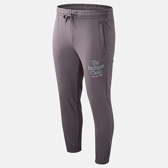 New Balance Intelligent Choice Sweatpant, MP93605DCM