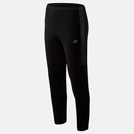 New Balance Core Knit Pant, MP93909BK image number null