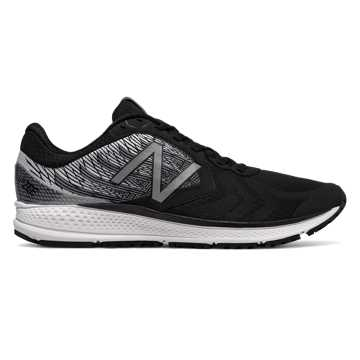 New Balance Vazee Pace v2, Black with White