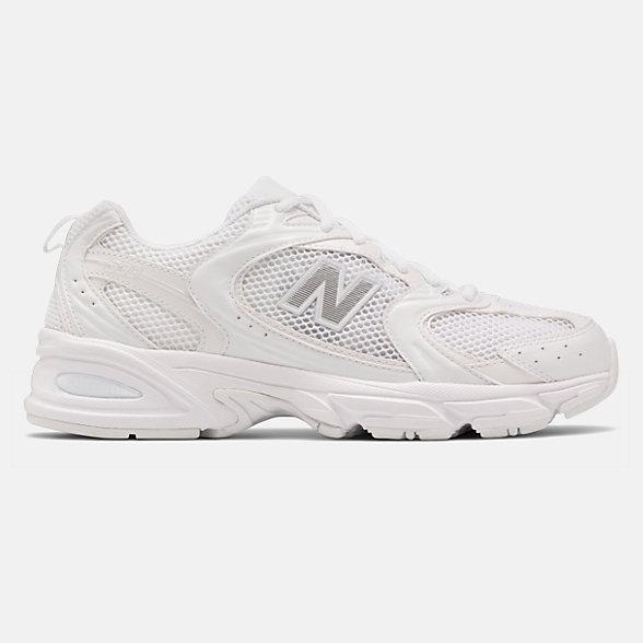 New Balance 530系列男女同款复古老爹鞋, MR530FW1