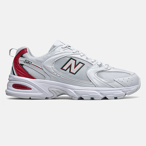 New Balance 530系列男女同款复古老爹鞋, MR530SK