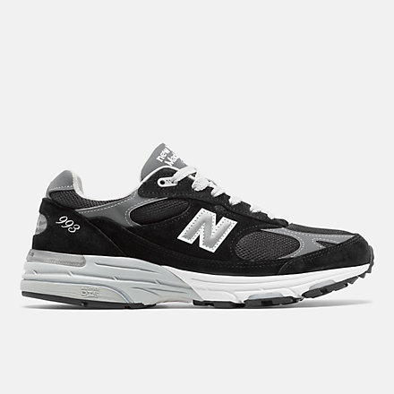 New Balance Made in US 993, MR993BK image number null