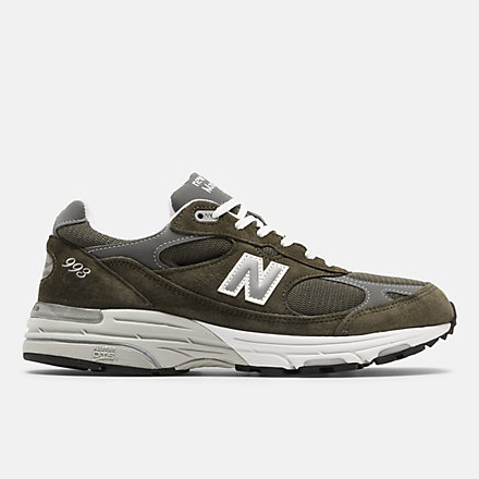 New Balance Made in US 993, MR993MG image number null
