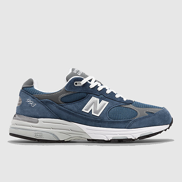 New Balance Mens Made in US 993, MR993VI