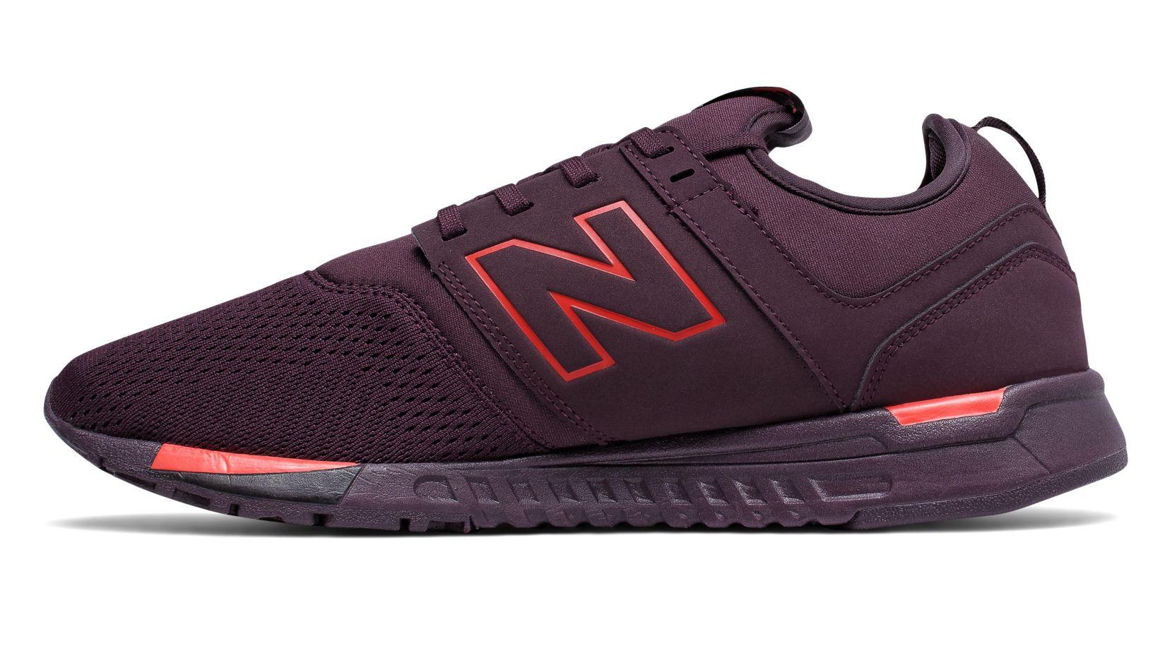new balance 247 classic red