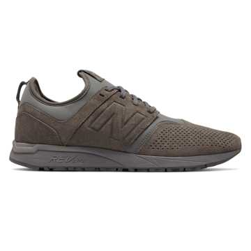 New Balance Suede 247, Grey