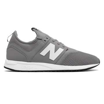 New Balance 247 Classic, Grey with White