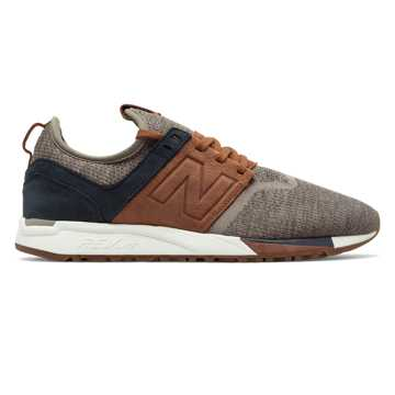 New Balance 247 Luxe, Brown