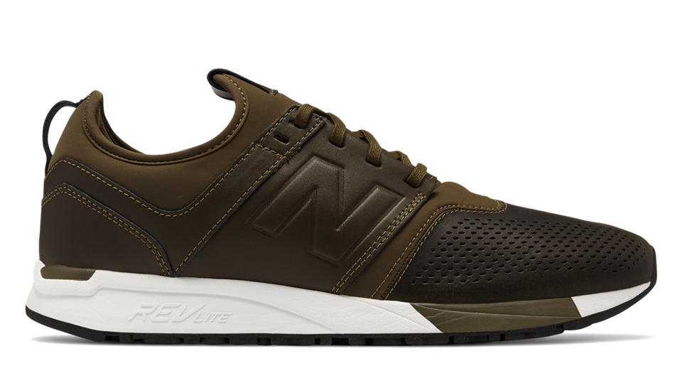 new balance herrenschuhe olive