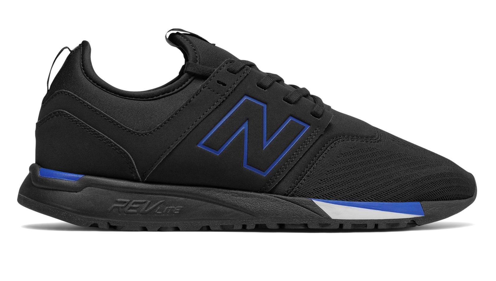 new balance 247 black blue