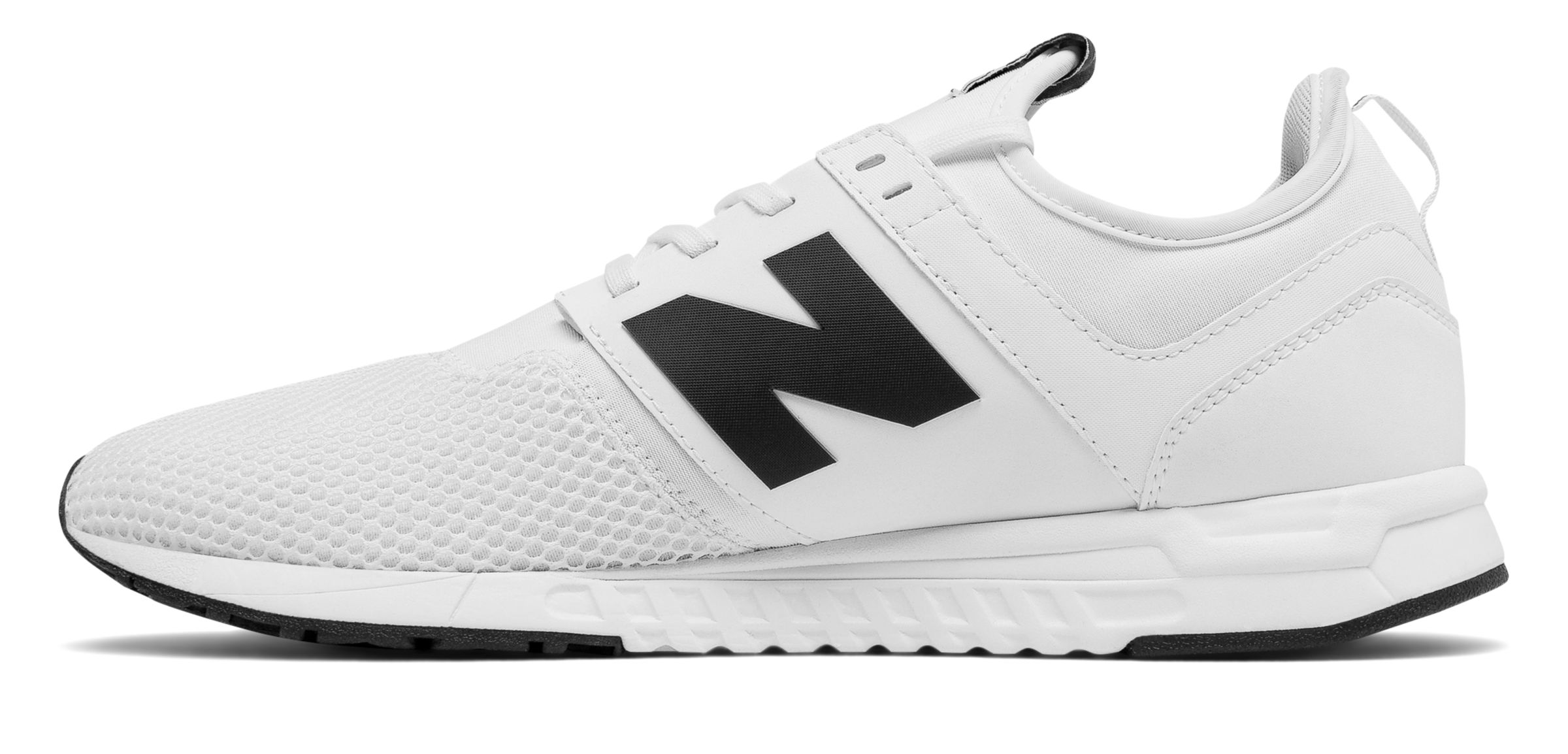 Nb  Classic White With Black
