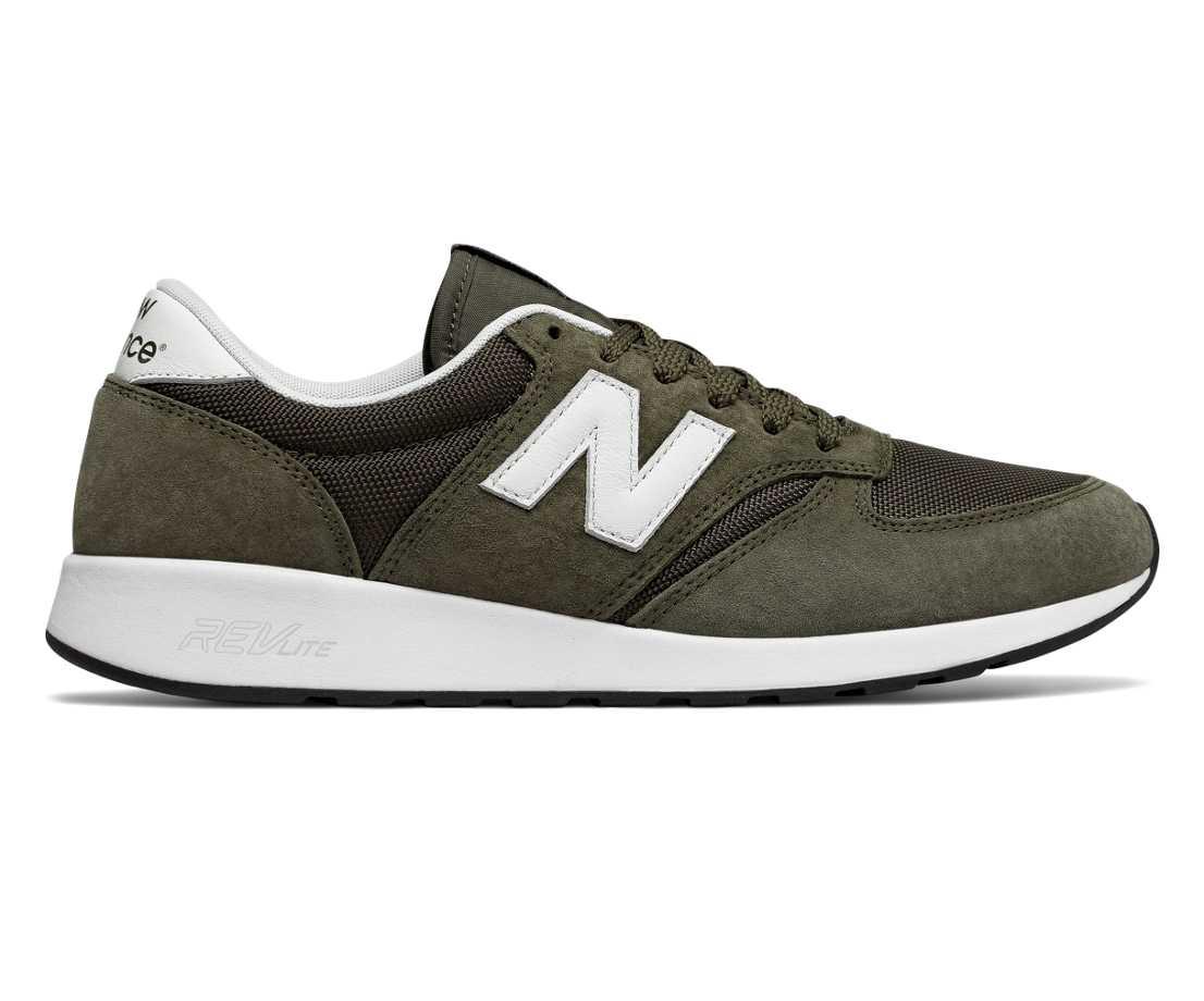 new balance 420 revlite green