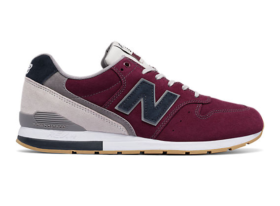 sports shoes a57c5 34740 996 New Balance Suede