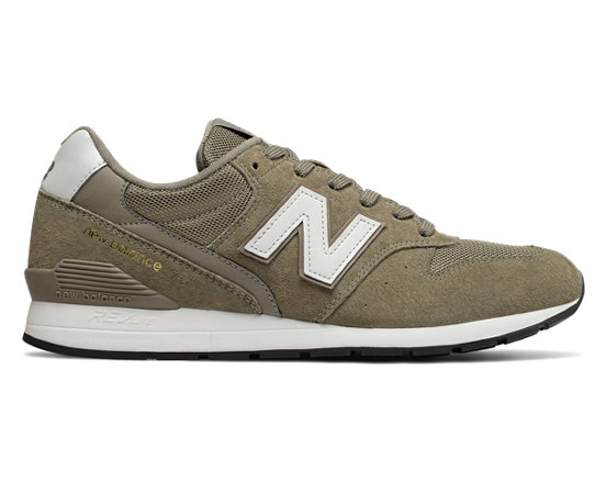 new style 6370f 5e47a NB 996 New Balance Suede, Earth with White