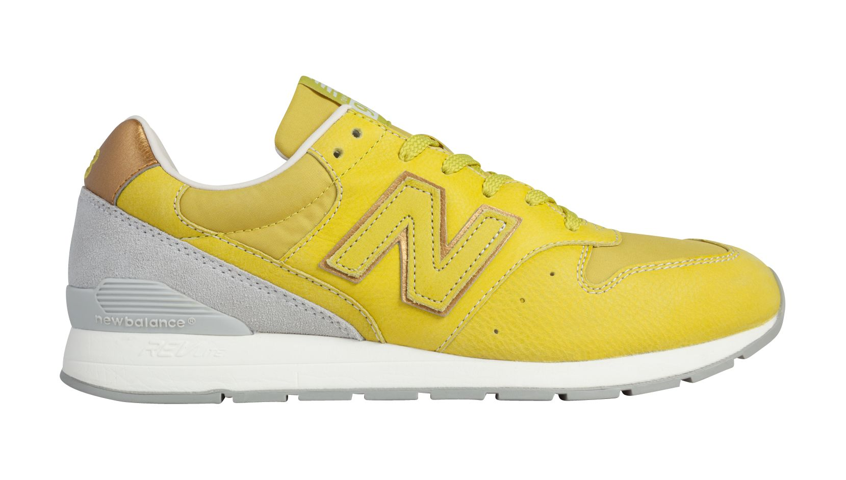 new balance yellow