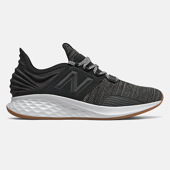 New Balance Fresh Foam Roav Knit, MROAVKB