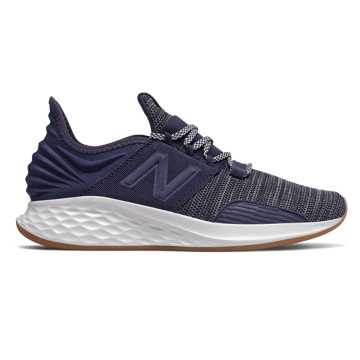 New Balance Fresh Foam Roav Knit, Pigment with Summer Fog