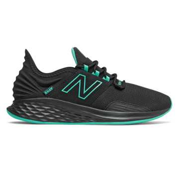 New Balance Fresh Foam Roav Liverpool FC, Black with Tidepool