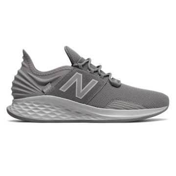 New Balance Fresh Foam Roav, Rain Cloud with Marblehead & Munsell White