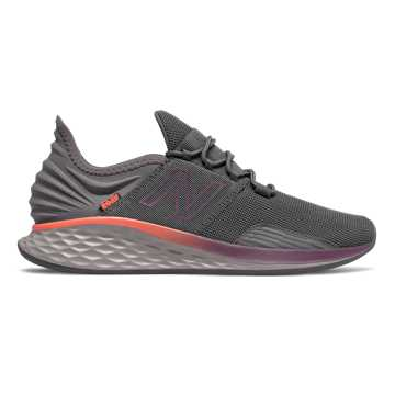 New Balance Fresh Foam Roav Boundaries, Magnet with Dark Currant