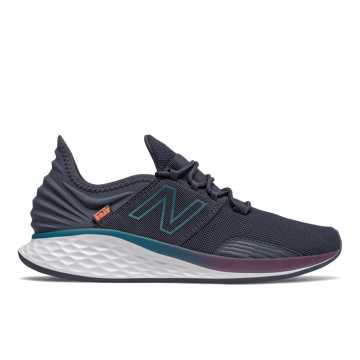 New Balance Fresh Foam Roav Boundaries, Navy with Dark Neptune
