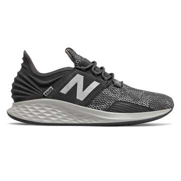 New Balance Fresh Foam Roav City Grit, Phantom with Rain Cloud