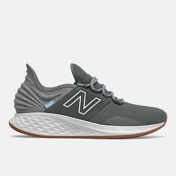 New Balance Fresh Foam Roav Tee Shirt, MROAVTG