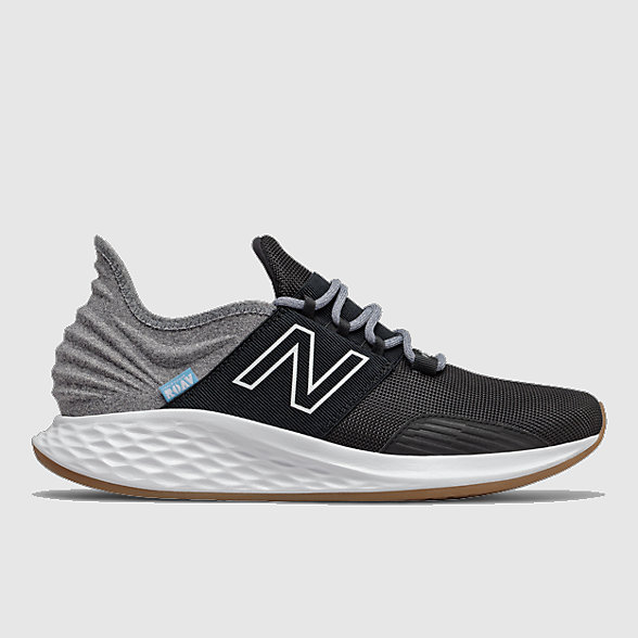 New Balance Fresh Foam Roav Tee Shirt, MROAVTK