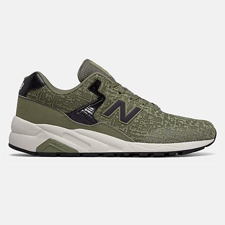 New Balance 580 90s Running, MRT580XE image number null