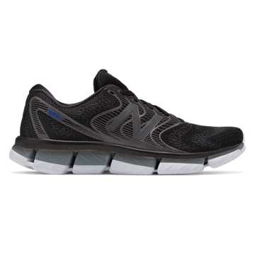 New Balance Rubix, Black with Steel