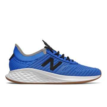 New Balance Fresh Foam Roav Fusion, Vivid Cobalt with Black